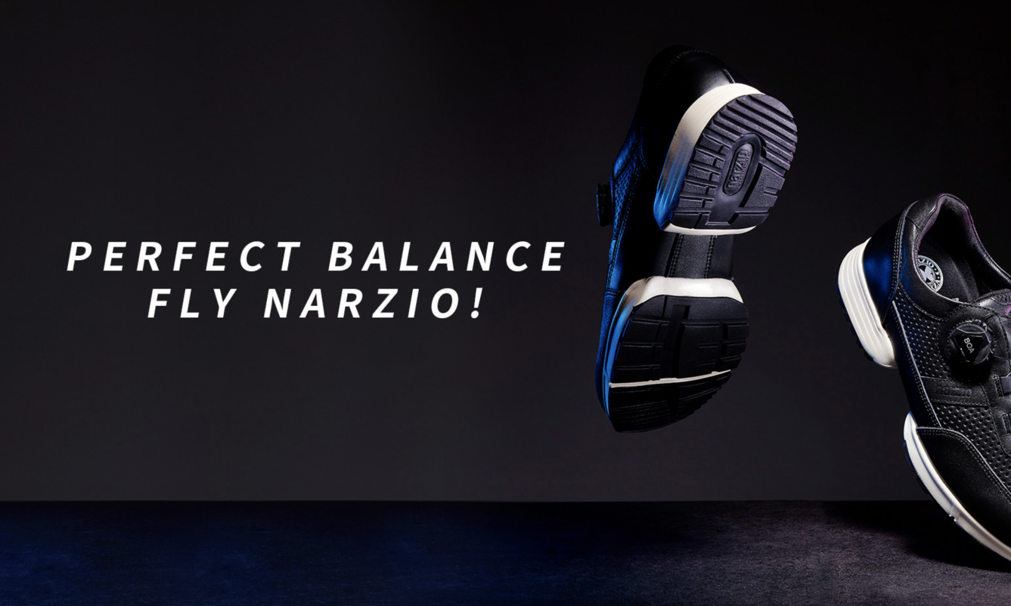 Narzio Walking Shoe